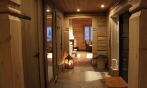 норвежский дом интерьер